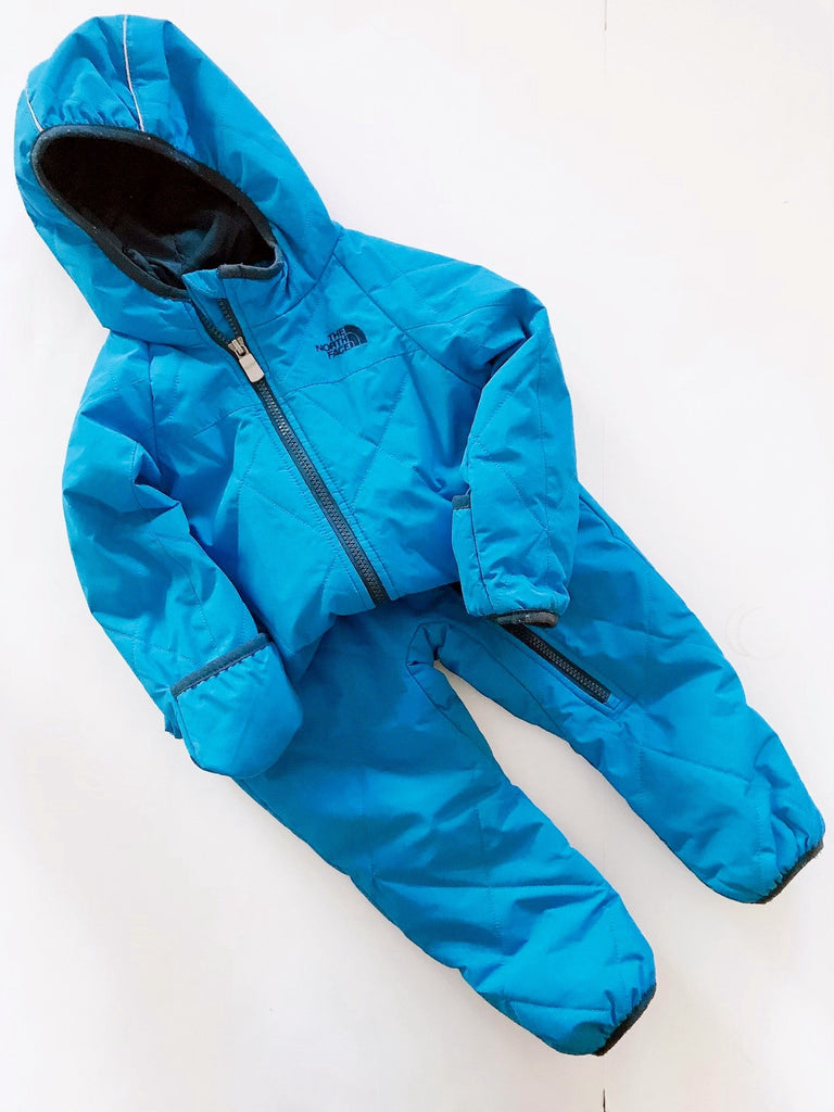 North Face bunting 18-24m-Fresh Kids Inc.