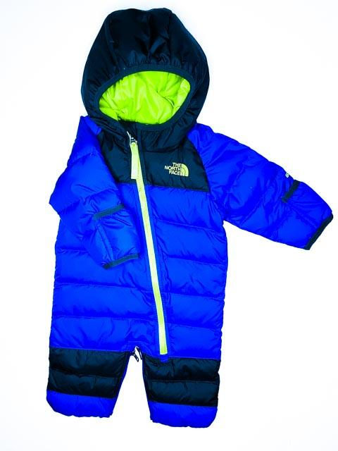 North Face down-filled bunting 0-3m-Fresh Kids Inc.