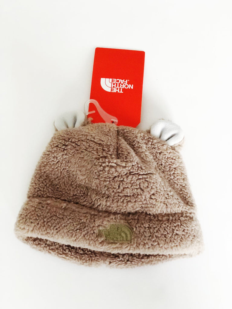 North Face fleece hat - size XXS BRAND NEW-Fresh Kids Inc.