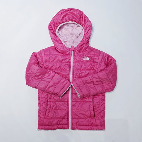 North Face Jacket Reversible Size 5