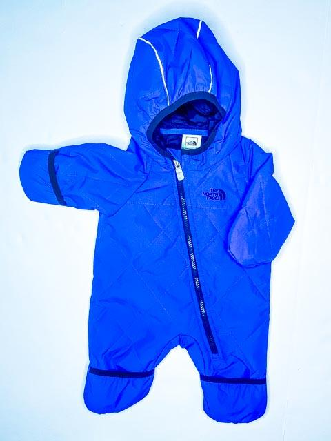 North Face prima-loft bunting 0-3m-Fresh Kids Inc.