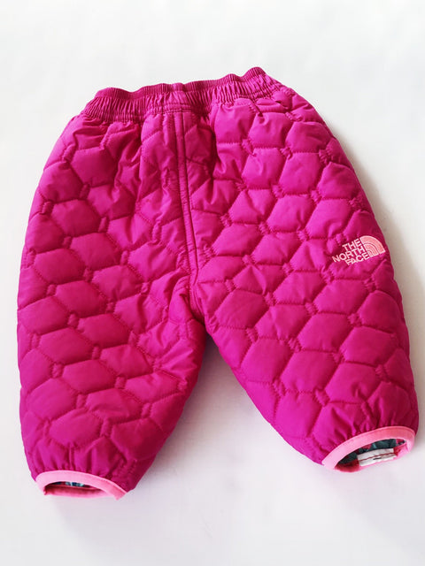 North Face snow pants thermoball reversible 6-12m-Fresh Kids Inc.