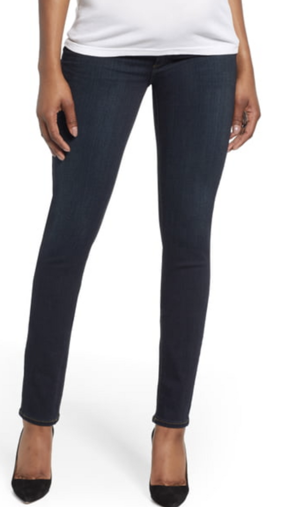 "Paige Maternity jeans ""Verdugo Ultra Skinny"" - size 31 (large)-Fresh Kids Inc."