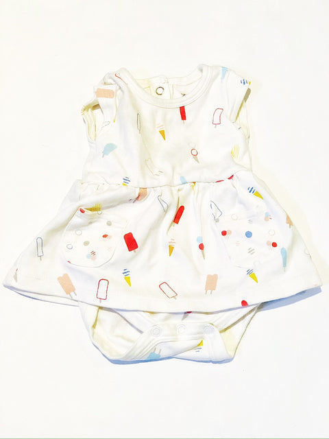 Pehr dress / onesie 3-6m