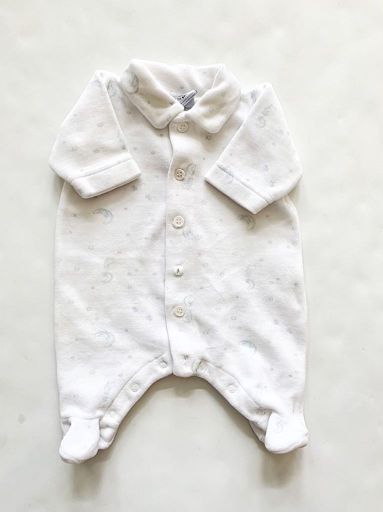 Petit Bateau sleeper size NB-Fresh Kids Inc.