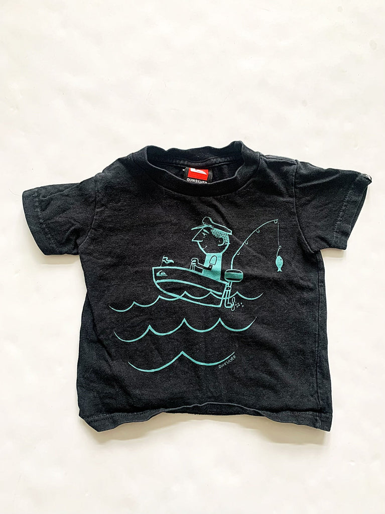 Quicksilver top size 12m-Fresh Kids Inc.