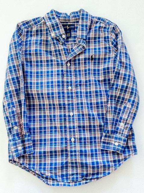 Ralph Lauren button-up size 6-Fresh Kids Inc.