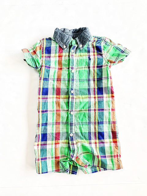 Ralph Lauren romper size 18m-Fresh Kids Inc.