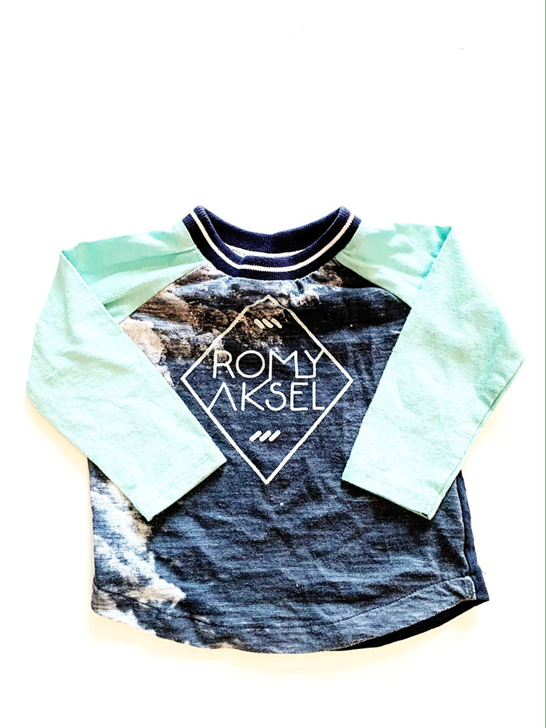Romy & Askel top size 6m-Fresh Kids Inc.