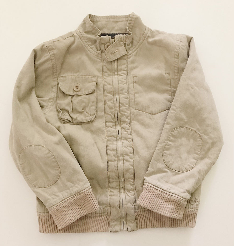 Roots jacket 5 y-Fresh Kids Inc.