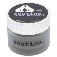 Routine Cream - Moon Sisters, Activated Charcoal, Magnesium, Prebiotics