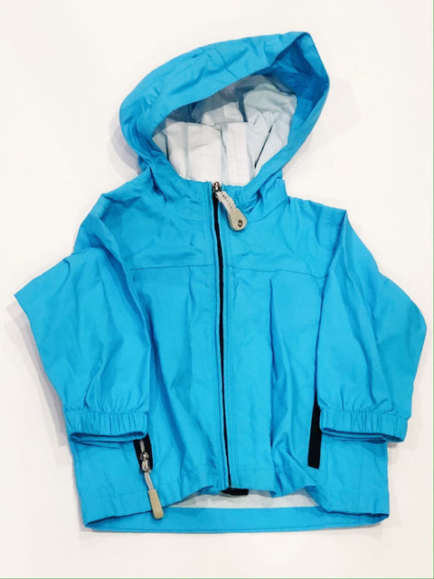 Rugged Bear rain jacket 9-12m