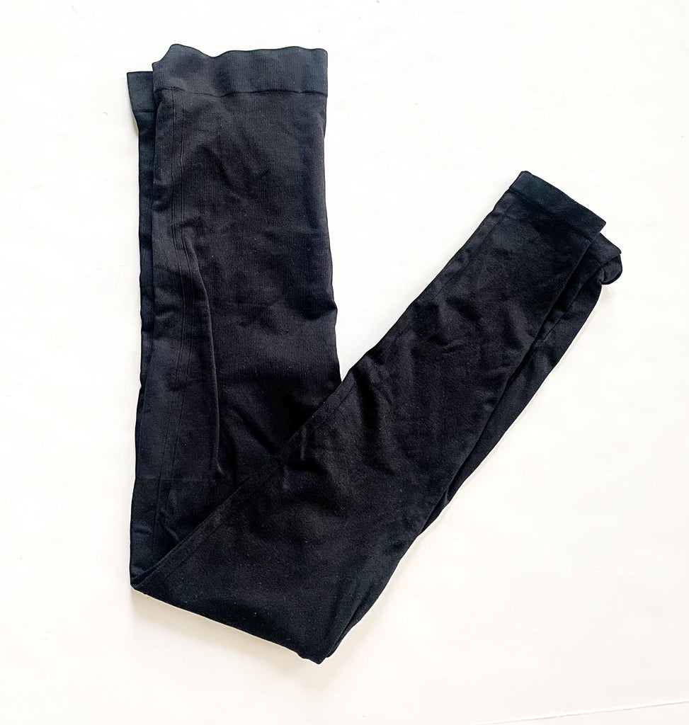 Seraphine leggings size s/m crop-Fresh Kids Inc.