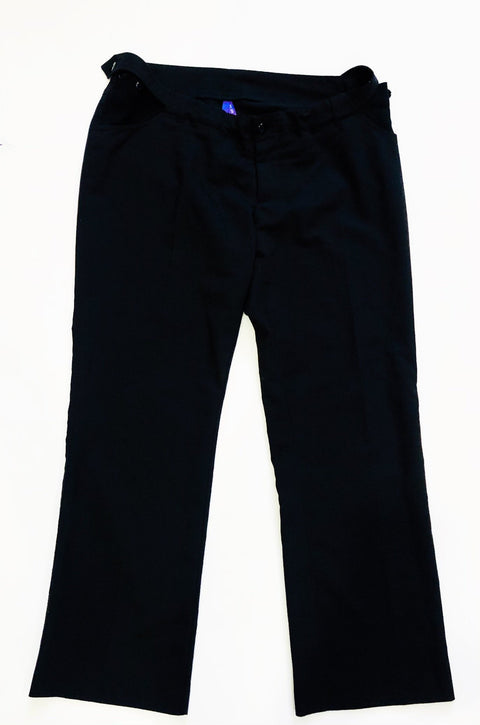 Seraphine Maternity black pants - size US 6 (small)