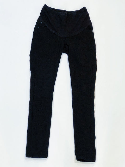 Seven for All Mankind black jersey jeans size 25