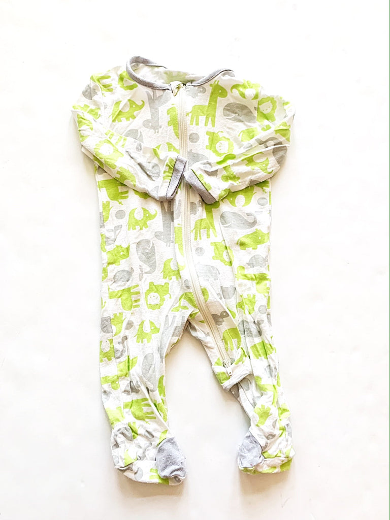 Silkberry sleeper size 0-3m-Fresh Kids Inc.