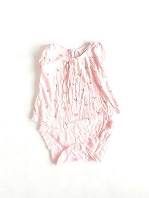 Simple Baby onesie size 6m