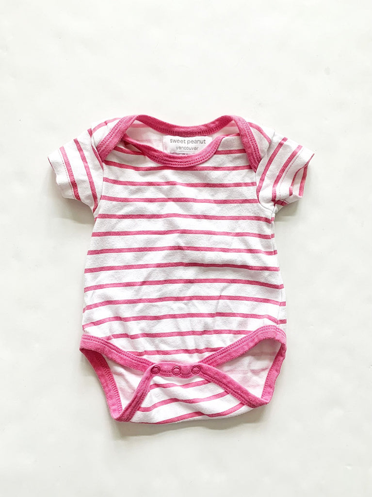 Sweet Peanut onesie size 0-3m-Fresh Kids Inc.