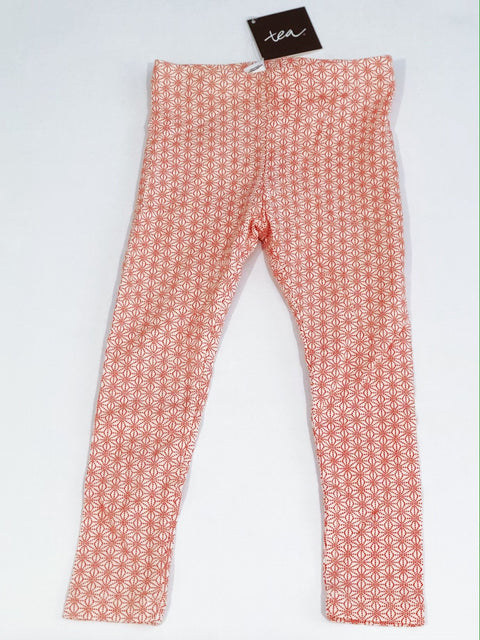 Tea Collection leggings size 4 BRAND NEW-Fresh Kids Inc.