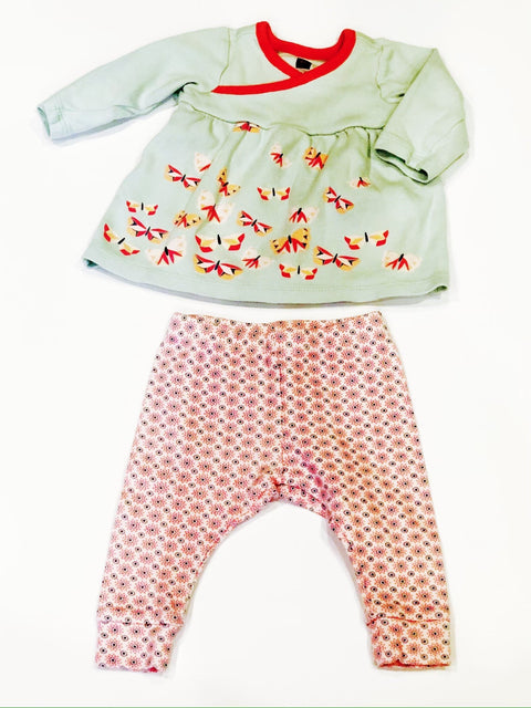 Tea Collection outfit 0-3m