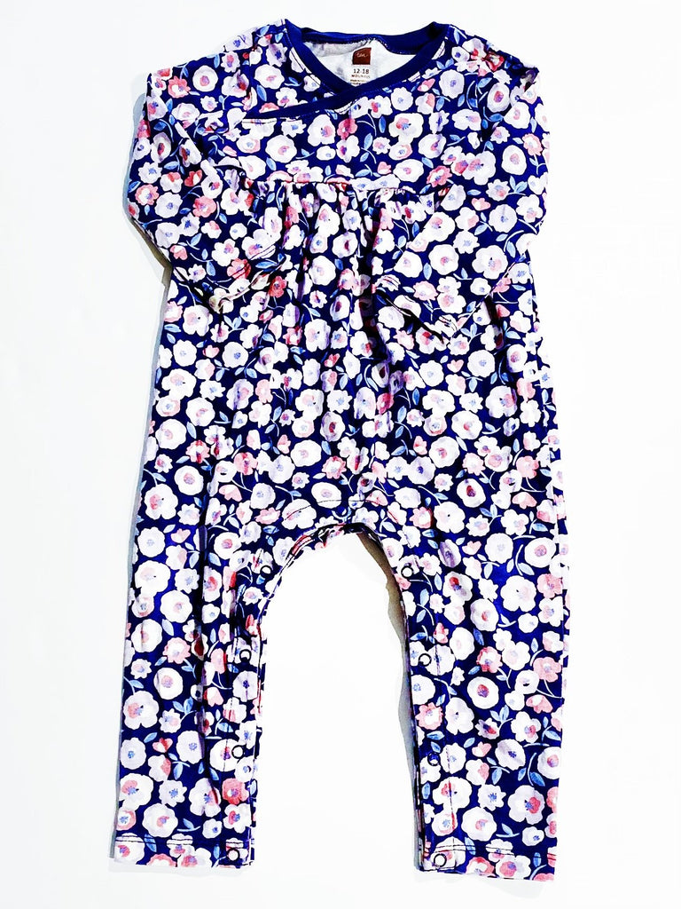 Tea romper 12-18m-Fresh Kids Inc.