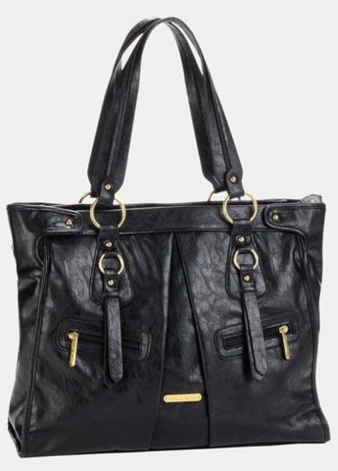 "Timi & Leslie diaper bag ""Dawn"" in black"