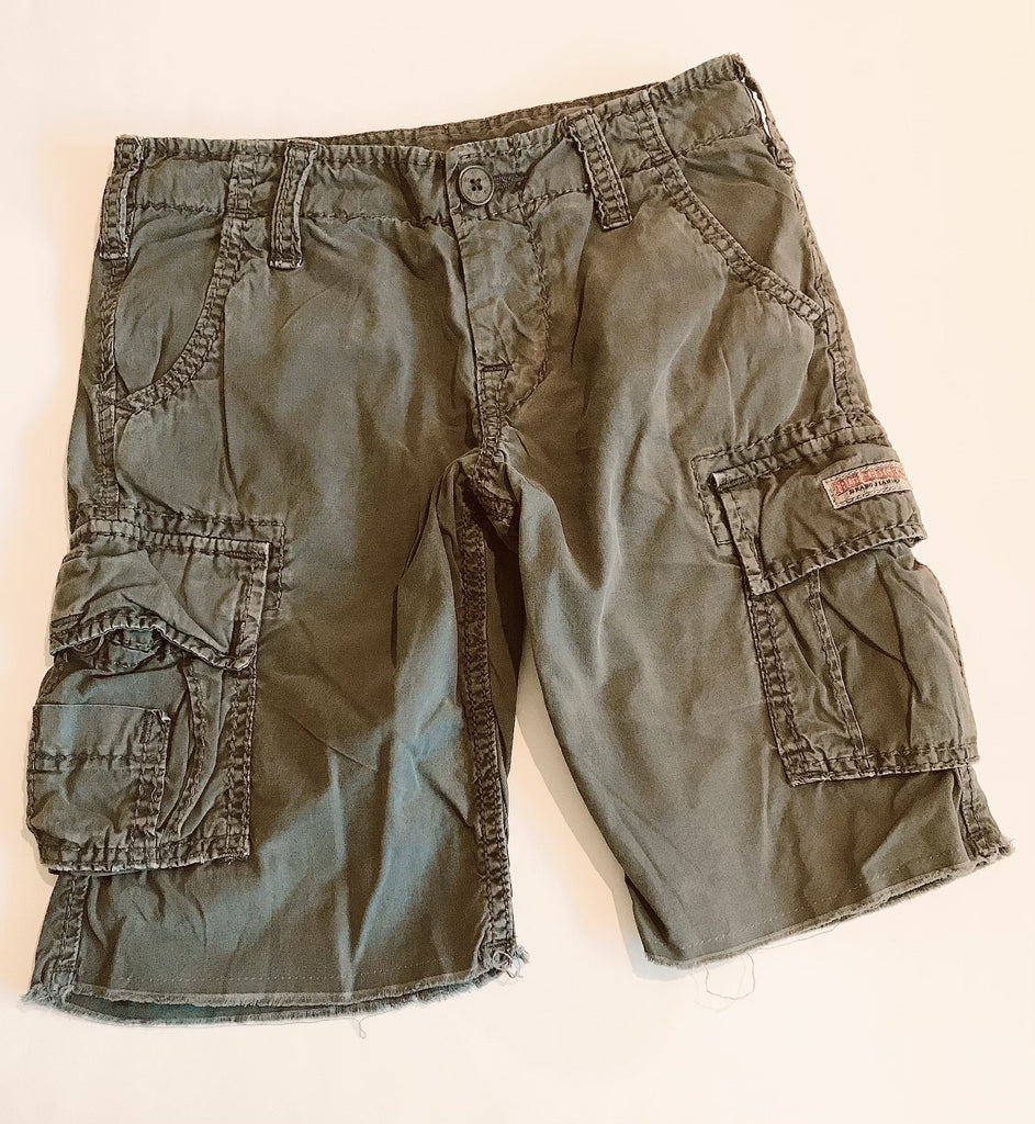 True Religion shorts 12y-Fresh Kids Inc.