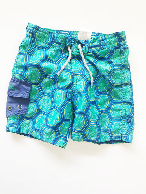 Uv skins swim shorts sz 3T