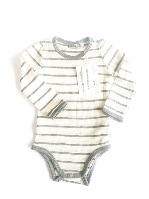 Wheat onesie size 12m new