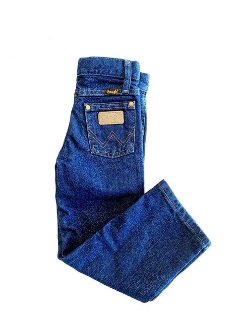Wrangler jeans size 4-Fresh Kids Inc.