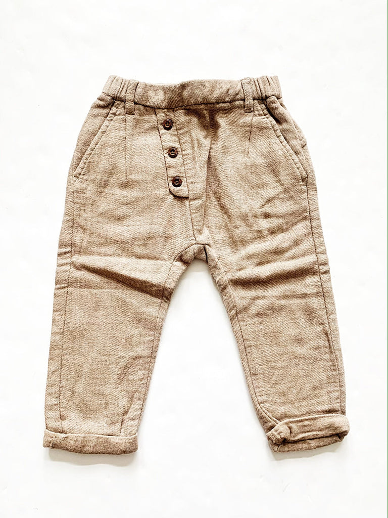 Zara bottoms size 2-3-Fresh Kids Inc.