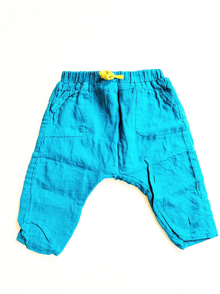 Zara bottoms size 3-6m-Fresh Kids Inc.