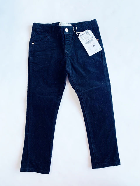 Zara pants size 3-4 NeW
