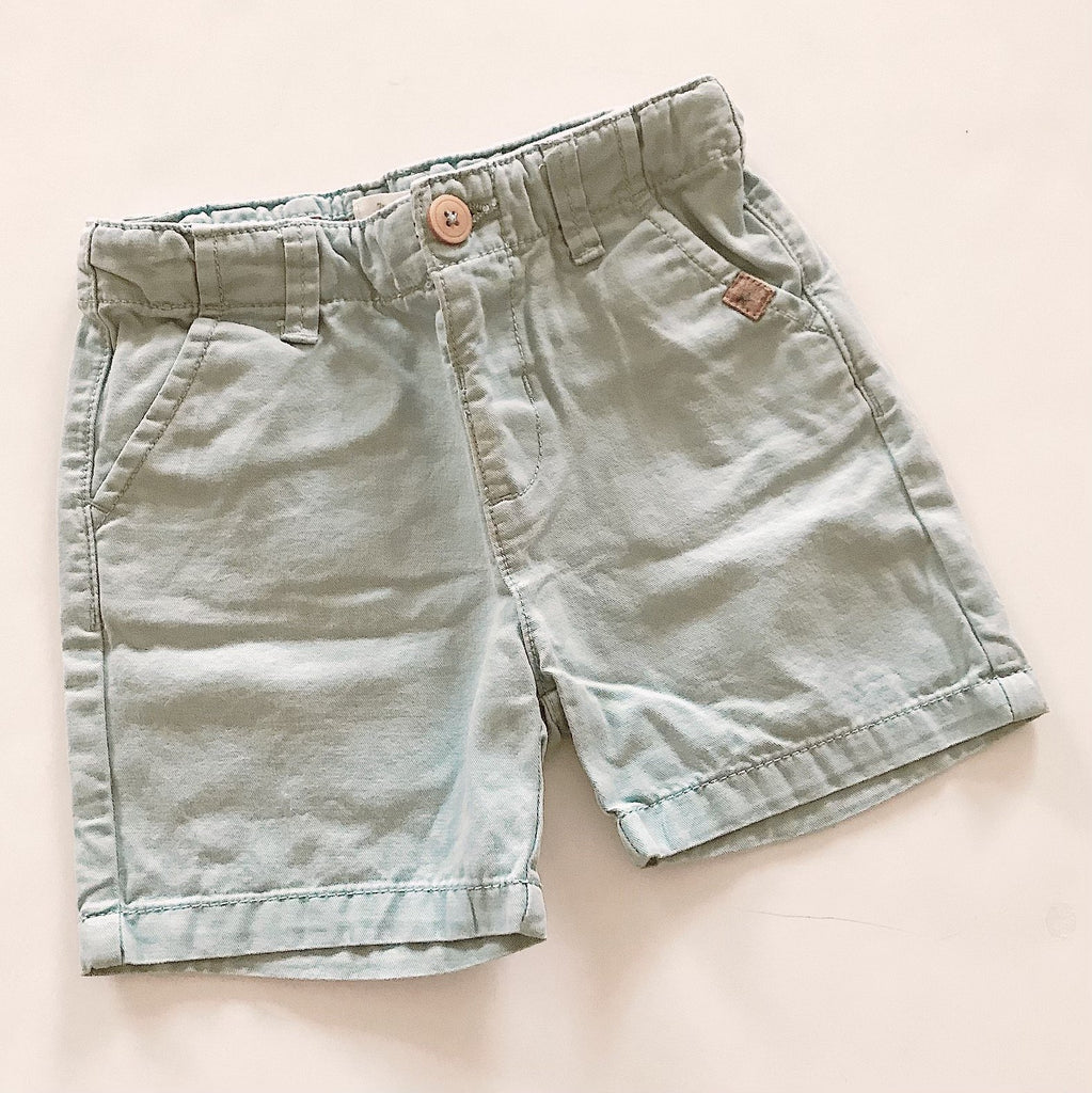 Zara shorts 9-12 m-Fresh Kids Inc.