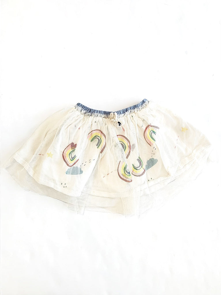 Zara skirt size 12-18m-Fresh Kids Inc.
