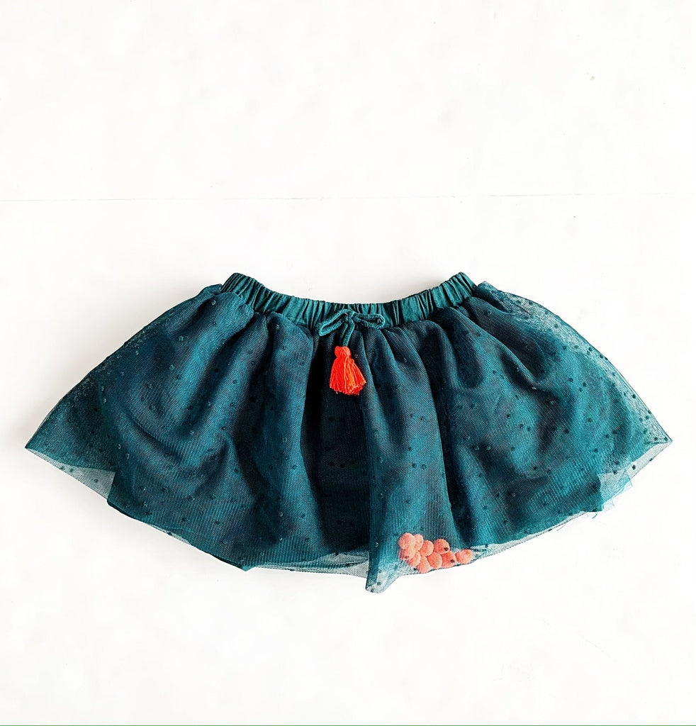 Zara skirt size 18-24-Fresh Kids Inc.