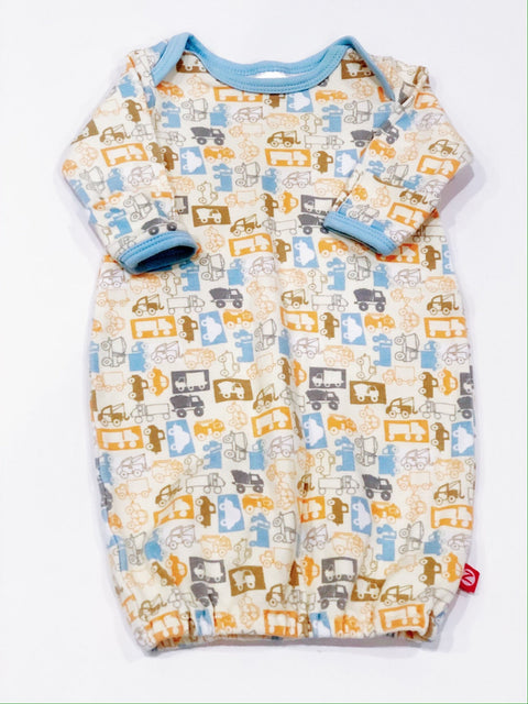 Zutano sleep gown - newborn