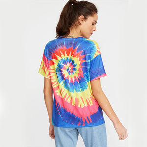 Tie Dye Tee -  - weartogiv - weartogive - wear to give - Philanthropy meets fashion with weartogiv.org. Philanthropy never looked so good! - Wear to giv - Where to give