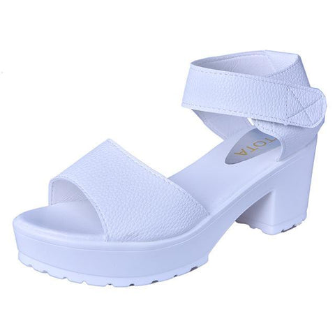 White Platform Wedges -  - weartogiv - weartogive - wear to give - Philanthropy meets fashion with weartogiv.org. Philanthropy never looked so good! - Wear to giv - Where to give