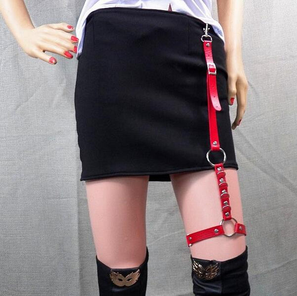 Rocker Belt - Accessories - weartogiv - weartogive - wear to give - Philanthropy meets fashion with weartogiv.org. Philanthropy never looked so good! - Wear to giv - Where to give