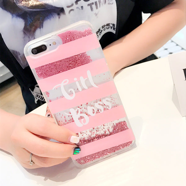 Girl Grind Glitter Phone Cases - Accessories - weartogiv - weartogive - wear to give - Philanthropy meets fashion with weartogiv.org. Philanthropy never looked so good! - Wear to giv - Where to give