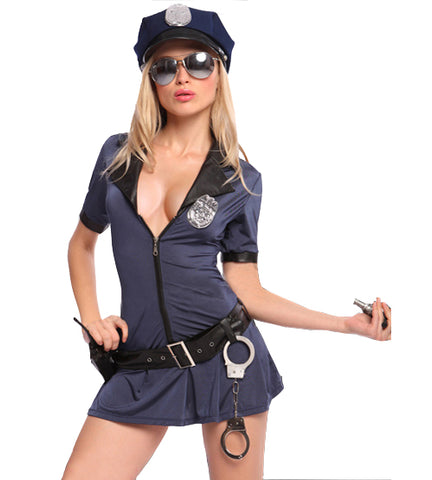 Sexy Cop Costume -  - weartogiv - weartogive - wear to give - Philanthropy meets fashion with weartogiv.org. Philanthropy never looked so good! - Wear to giv - Where to give