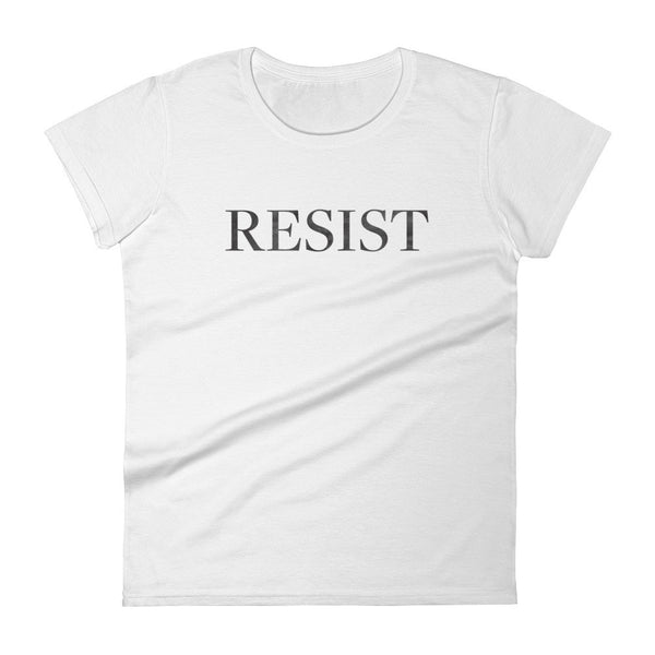 Resist Women's Shirt