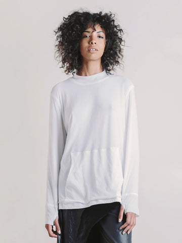 Willoughby Long Sleeve — Optic White