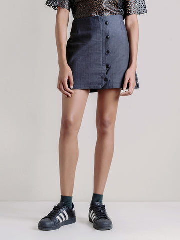 Milla Skirt - Billy Denim