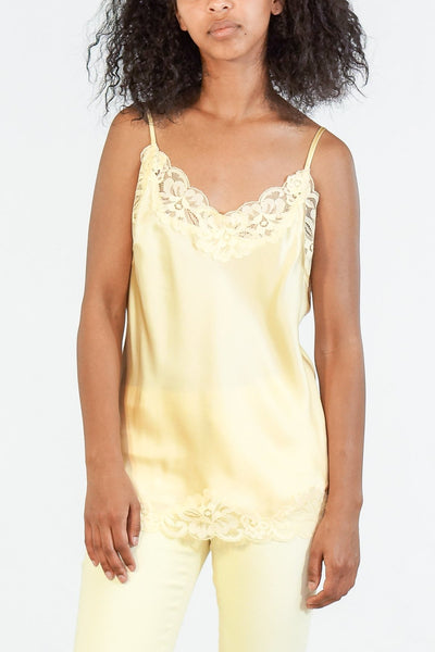 Gold Hawk Floral Cami in Daisy