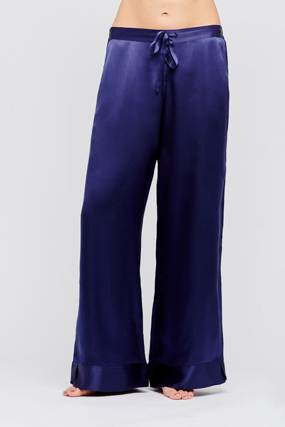 Hesper Fox Eos Silk Trousers