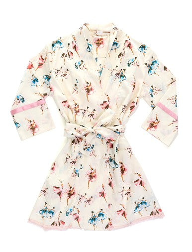 Girls Ballerina Robe
