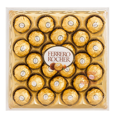Chocolates Ferrero Rocher x 24