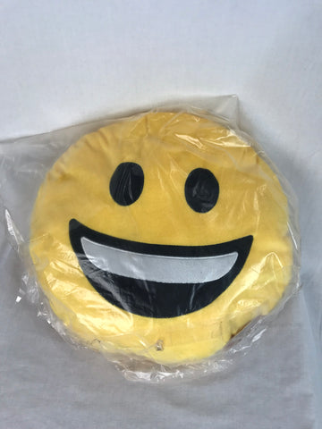 Cojin Smiley Amarillo